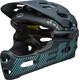 Bell Super 3R MIPS Joyride MTB Helmet Women matte lead
